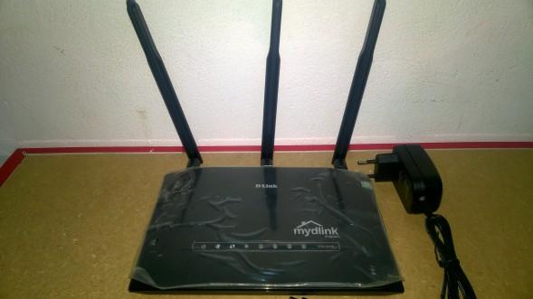 Router DLink dir-619