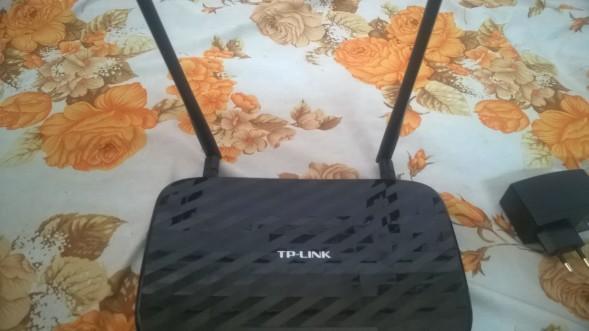Router Tplink C2 AC750