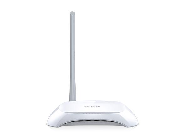 Router chuẩn N không dây tốc độ 150Mbps TL-WR720N