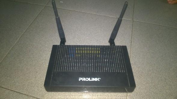 Prolink n300 wireless router