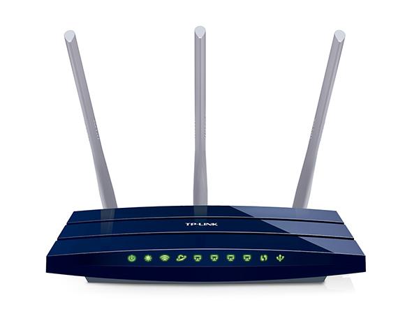 Router Gigabit chuẩn N không dây tốc độ 450Mbps TL-WR1043ND