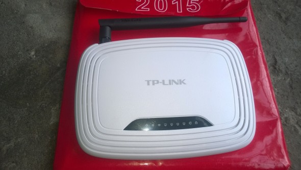 150Mbps Wireless N Router TL-WR740N