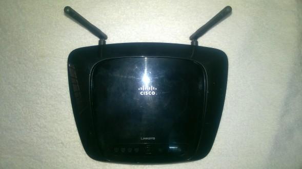 Router wireless Linksys wrt160nl
