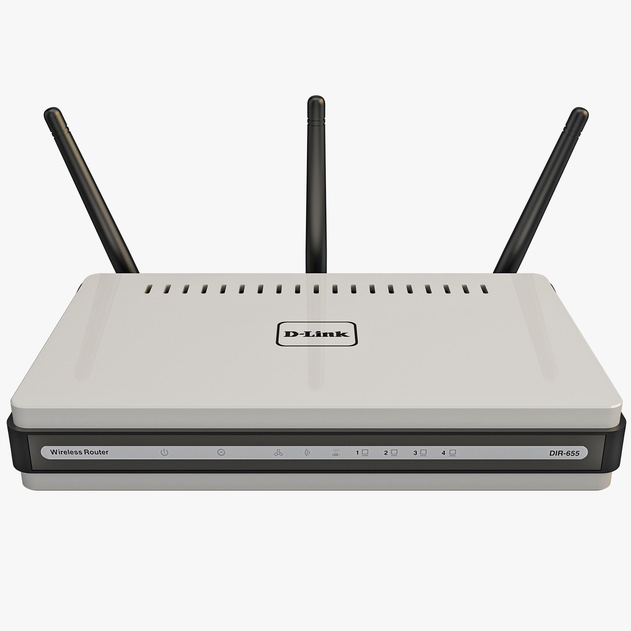 Dlink dir-655 gigabit wireless n300 router